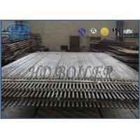 Water Wall Panel Membrane With Fin Bar Boiler Industry With Heat Treatment Carbon Steel Anti Corrosion Manufactures