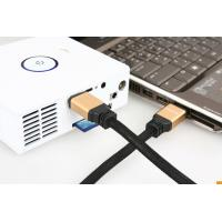 Smallest 3m 100GB portable projector hdmi with 1024 * 768, mini VGA, MP4, DC 12V input Manufactures