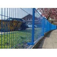 4x4 Welded Wire Mesh Fence Panels Powder Coated and Hot Dipped Construction Manufactures