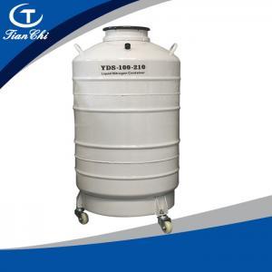 China TianChi liquid nitrogen storage container 100L in Guatemala on sale