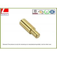 ISO standard high precision brass shaft Metal Machining Processes Manufactures