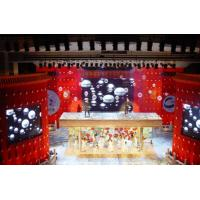 Indoor Full Color P3 Stage Led Display Screens With Die Casting Aluminum Manufactures