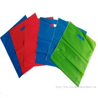 CPE Material Recyclable Die Cut Handle Plastic Bags Stand Up Pouch Moisture Proof Manufactures
