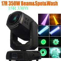 330w/350w 15R 17R ZOOM  Beam Moving Head Light DJ Stage Moving Head Light Manufactures