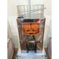 Buy cheap Professional Electric Commercial Orange Juicer Machine Automatic 220V from wholesalers