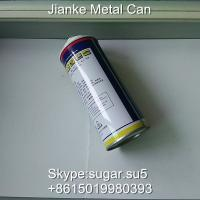 Chemical Aerosol cans Diam.57 height 150mm for mould cleaner Manufactures