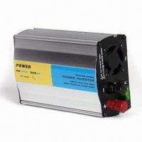 Quality Pure Sine Wave DC/AC Inverter, Used in In-car or On-boat Devices, Small and Lightweight for sale