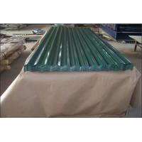 Buy cheap 1100 3003 3105 Pre Painted Aluminum Sheet , Color Coated Aluminum Coil Decoration from wholesalers