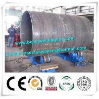 High Efficient Wind Tower Welding Production Line Pipe Turning Rolls Manufactures