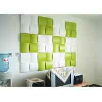 Kitchen / Bathroom PVC 3D Wall Board Modern Home Decorative Wall Paneling 3D Effect Manufactures
