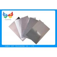 Colorful Metallised Plastic Film , Metallic Beer Label Paper For Non - Alcoholic Drinks Manufactures