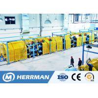 High Efficiency OPGW Cable Stranding Machine 70r / Min Rotating Speed Manufactures