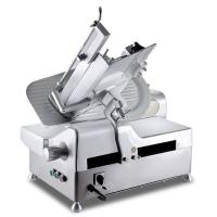 Easy Clean Frozen Meat Slicer Machine , Butcher Stainless Steel Meat Slicer Manufactures