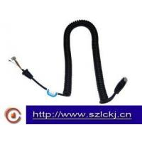 Indoor Telephone Handset Coil cable ( flat cable) Manufactures