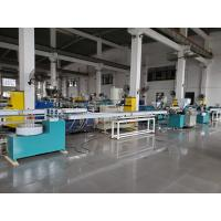 Energy Saving Plastic Wicker Extruder Production Machine  , Wear Resisting Lower Cost Manufactures