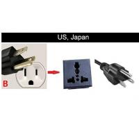 CE ROHS Approval Ups Power Plug Socket Universal European / Italy / UK Plug Socket Manufactures