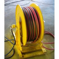 Wall Mounted Retractable Hose Reel Self Rewinding 100 Ft Commercial Metal Manufactures