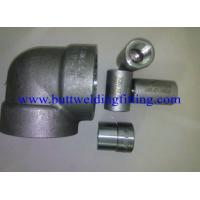 Steel Forged Fittings ASTM A694 F80 , Elbow , Tee , Reducer ,SW, 3000LB,6000LB  ANSI B16.11 Manufactures