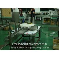 SUS304 SUS316L Stainless Steel Industrial Filling Machine For E Liquid Bottling