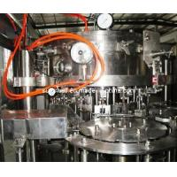 Dcgf18-18-6 3-in-1 Carbonated Filling Machine Manufactures