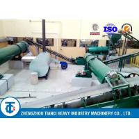 China Humic Acid Organic Fertilizer Production Line Pelletizing Machine on sale