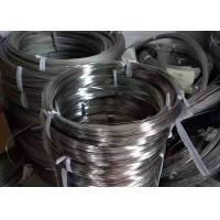 Black Surface Titanium Coil Wire With High Strenght For Structural Parts And Fasteners Manufactures