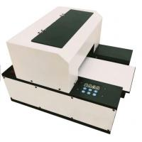 Industrial Uv Digital Printing Machine , Multi Color Flatbed A3 Uv Led Inkjet Printer Manufactures