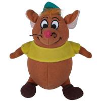 China Fuzz Stuffed Animated Plush Christmas Toys 7 Inch Height Mouse Design on sale