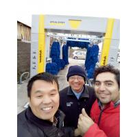 High Pressure Injection Tunnel Car Wash Equipment Clean More Effectively Manufactures