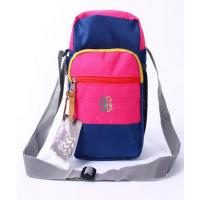 China Waterproof Nylon single shoulder bag with adjustable long shoulder strap on sale