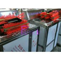 Buy cheap Double Heads Semi Automatic Glass Bottle Cleaning Machine For Beverage Filling from wholesalers