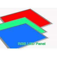 High Brightness RGB RGB LED Panel Light , 60x60 Recessed Lighting For Kitchen Ceiling Manufactures