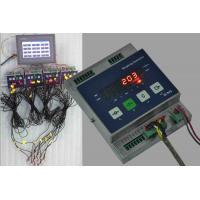 DIN Rail Housing LED Display Weight Transmitter with PLC or DCS System Manufactures