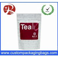 China Heat Sealable Diet Tea Plastic Food Packaging Bags eco Laminated Material on sale