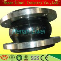 China DN200 Floating Flange Single Sphere EPDM Rubber Expansion Joint on sale