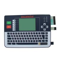 PCBA membrane switch keypad embossed with metal dome and 2 tail connector for medical machine Manufactures