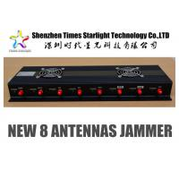 Buy cheap 6 to 10 Antennas WiFi Network Jamming Device, Cell Phone Network Jammer Device from wholesalers