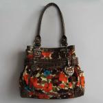 DW09080310 embroidery handbag,lovely handbag,girls' bag Manufactures
