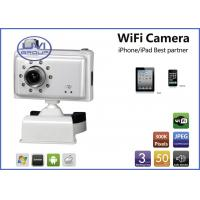 DM-05 Baby Monitor 2.4Ghz Wireless Security Surveillance Camera (300k Pixels) with Android Ipad Iphone Manufactures