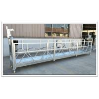 High rise building maintenance aluminium temporary gondola ZLP630 for sale in Malaysia Manufactures