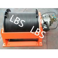 China Slow Speed Hydraulic Cable Winch For Overhead Working Truck And Hoist Machine on sale