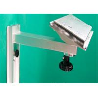Aluminum Patient Monitor Stand Wall Mount With Bracket Height Adjustable Manufactures