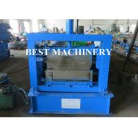 China supplier high quality standing seam roofing forming machine Manufactures