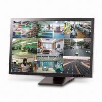 22-inch Professional CCTV LCD Monitor with Dual-screen Function and 3D Digital Noise Reduction Manufactures