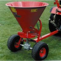 atv tow behind grass seed spreader Manufactures