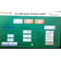 Buy cheap 100A big current charging without damage to 50AH battery from wholesalers