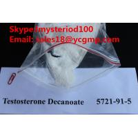 Pharmaceutical Testosterone Decanoate Raw Steroid Powders for Enhance Immune System Manufactures