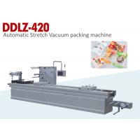 China Sweetmeat Shrinking Film Packaging Machine Equipped With German Vacuum Pump on sale