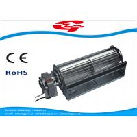 Shade Pole Motor Gross Centrifugal Blower Fan For Oven , Heater , Fireplace Manufactures