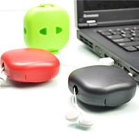 Portable Colorful Households Products USB Cable Winder Headphone Cable Management Manufactures